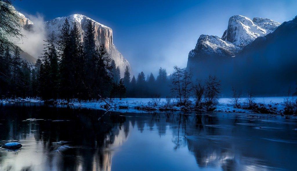 Yosemite Park nature